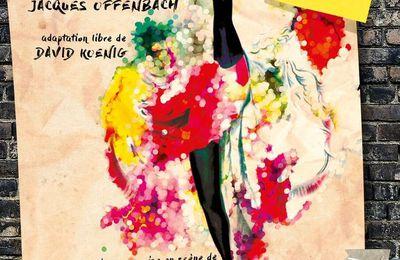 La Vie Parisienne... Ou Presque : Quand Offenbach est revisité au Théâtre Daunou.