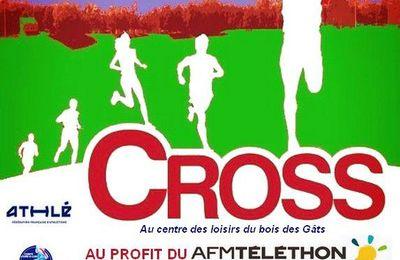 Cross du Bois des Gâts. Châteaudun 2018.