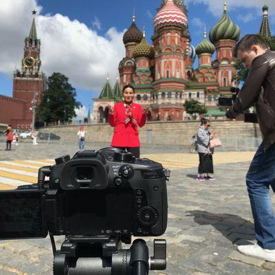 DVP Agency en production sur le Mondial 2018 en Russie