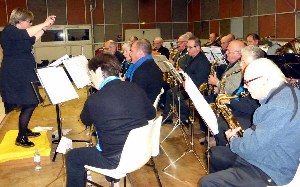 Apéro-concert avec l'EMDC à Saint-Christophe-sur-le-Nais