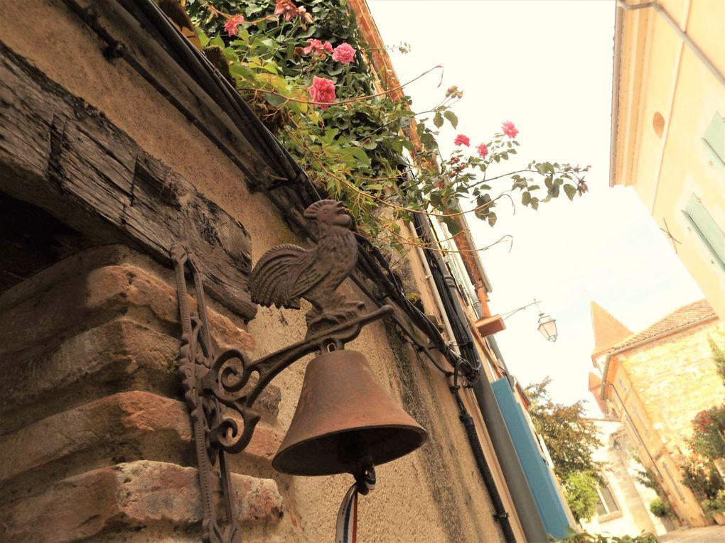 Auvillar, perle aux portes de la Lomagne