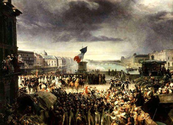 La République de Valmy!