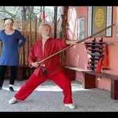 videos : techniques de baton - LES JEUX D'EPEE