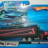 TRUCKIN' TRANSPORTERS CAMION HOT WHEELS - car-collector.net