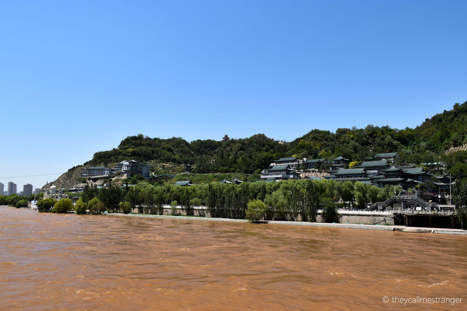 Lanzhou 兰州, capitale du Gansu