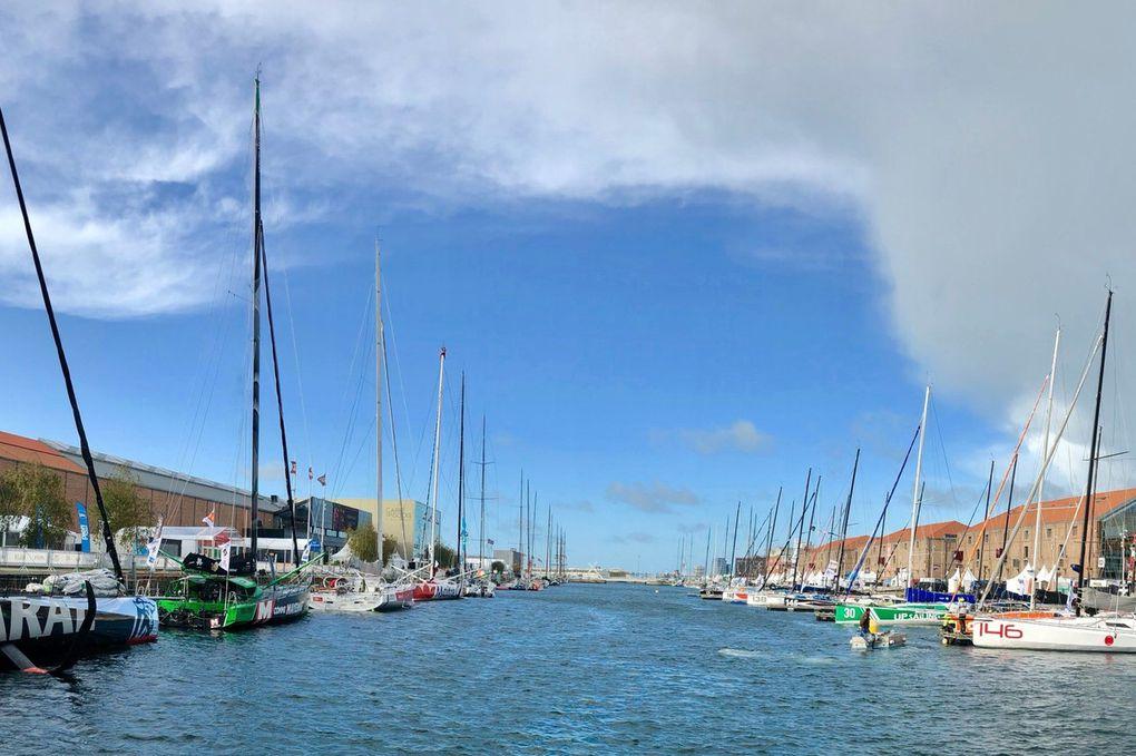60 bateaux et un nouveau partenaire pour la Transat Jacques Vabre Normandie Le Havre 2019 !