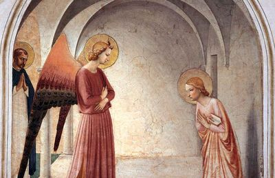 Fra Angelico, Marquis des anges