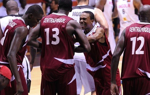 Afrobasket 2015: la Centrafrique vers une figuration?