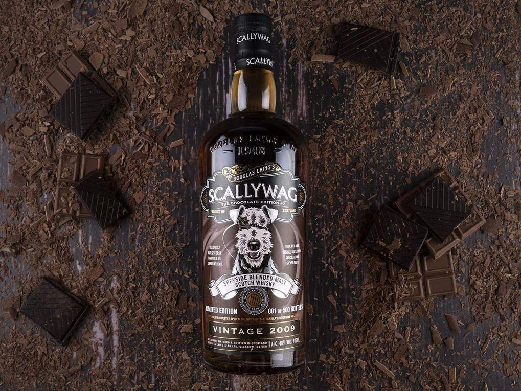 Scallywag et Chocolat