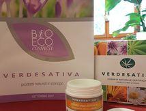 Cosmetici e saponi bio Verdesativa senza parabeni e nichel tested