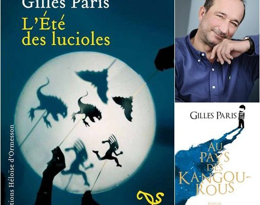L'Eté des lucioles de Gilles Paris