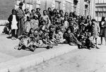 Sauvez les enfants ! Juillet-août 1944, M-A Chargueraud