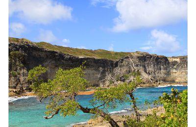 La porte de l'enfer : un coin de paradis en Guadeloupe
