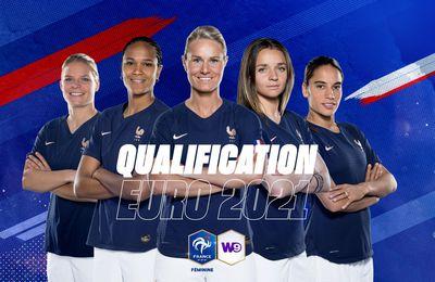 Le match de qualification pour l'Euro 2021 Féminin Serbie / France à suivre en direct ce soir sur W9