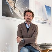 Fabio Planamente (Cantiere Del Pardo) - why we bought the VanDutch yard - Yachting Art Magazine