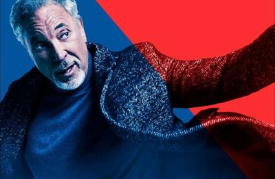 TOM JONES en Concert, Le Grand Rex Paris, le 8 Septembre 2021
