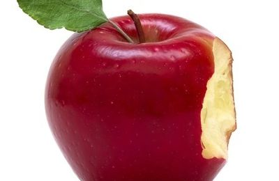 An apple a day keeps the doctor away: