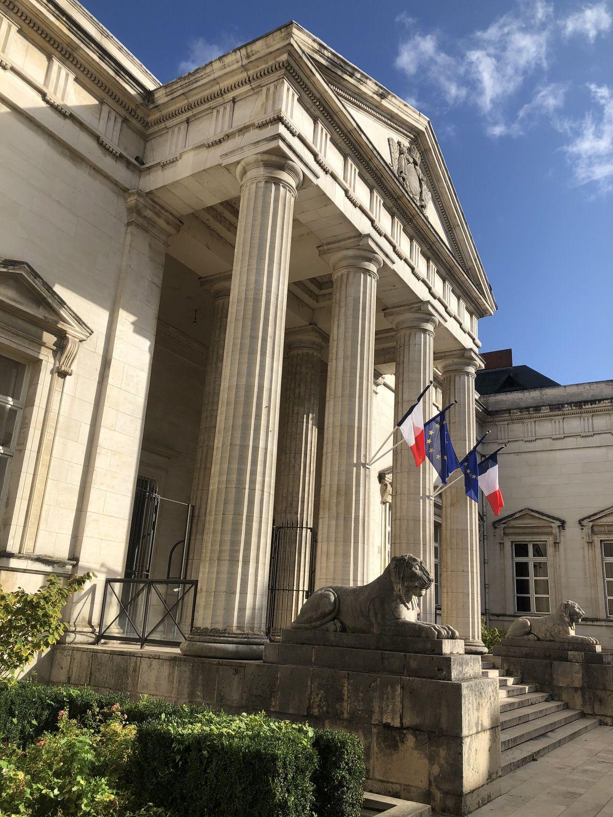 tribunal judiciaire Orléans