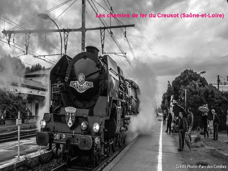 La France et ses trains touristiques