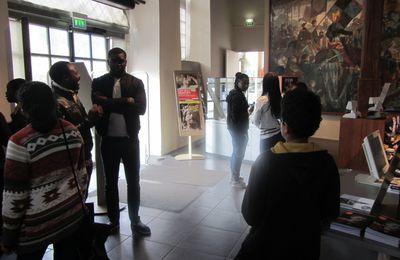Photos de la visite du musée historique de Strasbourg