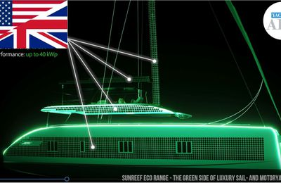 Eco range by Sunreef Yachts: the green side of luxury sail- and motoryachting