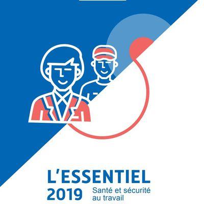 L'essentiel santé et sécurité au Travail 2019 - Assurance Maladie