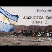 Roca y Bicicleta Saison 2 - Episode 7 - Argentina - 26°07' to 32°96'
