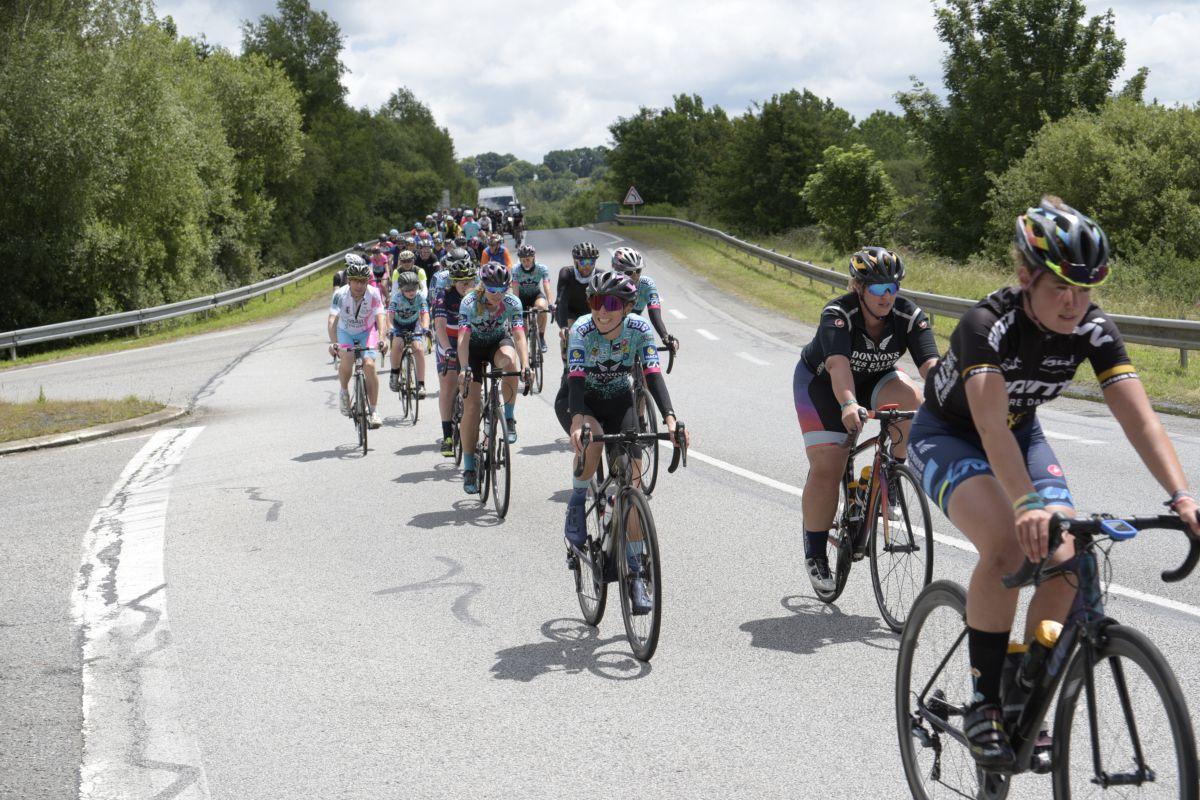 Donnons des Elles au Vélo, de Brest aux Champs-Elysées