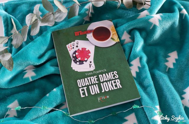 Quatre dames et un joker : élégant et passionnant thriller !