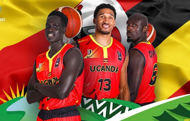 Revue d'équipe de FIBA Afrique pour l'AfroBasket 2021 : l'Ouganda