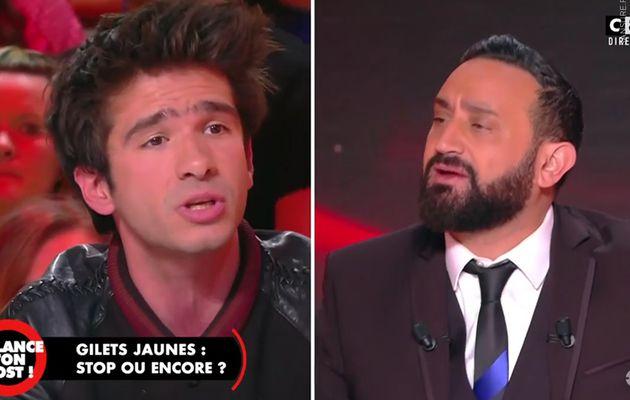 Cyril Hanouna insulte un avocat de Gilets Jaunes ! (vidéo) #BTP