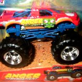ANGER MANAGEMENT MONSTER JAM HOT WHEELS 1/64 - car-collector.net