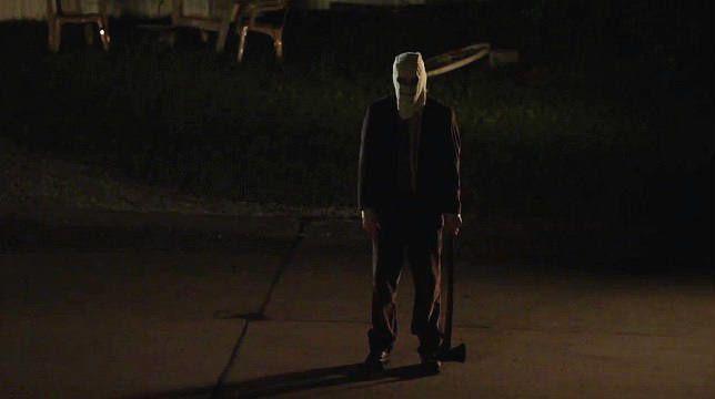 Post-slasher (The Strangers: Prey at Night)