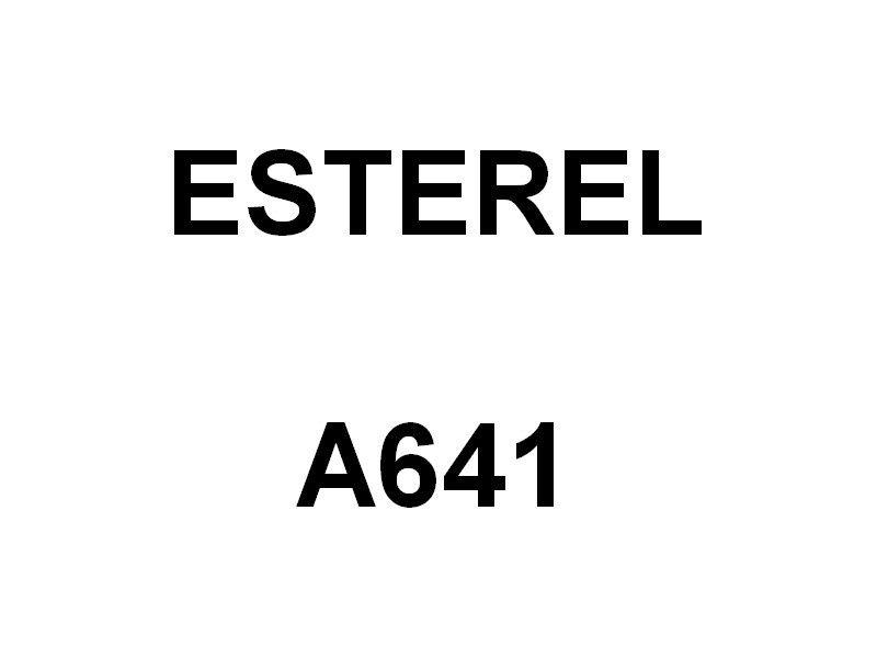 ESTEREL  A641 , remorqueur cotier type RP50 , en petite rade de Toulon le 16 septembre 2019