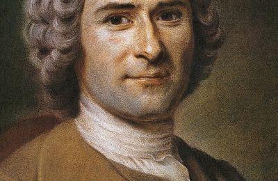 Trois philosophes des Lumières : III. Rousseau
