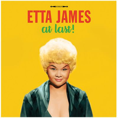 Etta James - At Last! (1961)