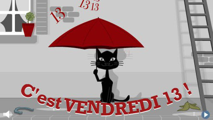 Vendredi 13 : bonheur ou superstition ?