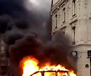 Loi Travail : Violents heurts lors de la manifestation