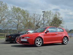 AD03 • Alfa Romeo 147 GTA '02