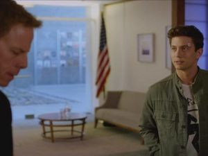 Jackson Rathbone dans la Saison 2 de Aim High