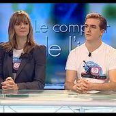 Les Enfoiros dans Le Comptoir de l'Info (TLT) - 16/05/2013