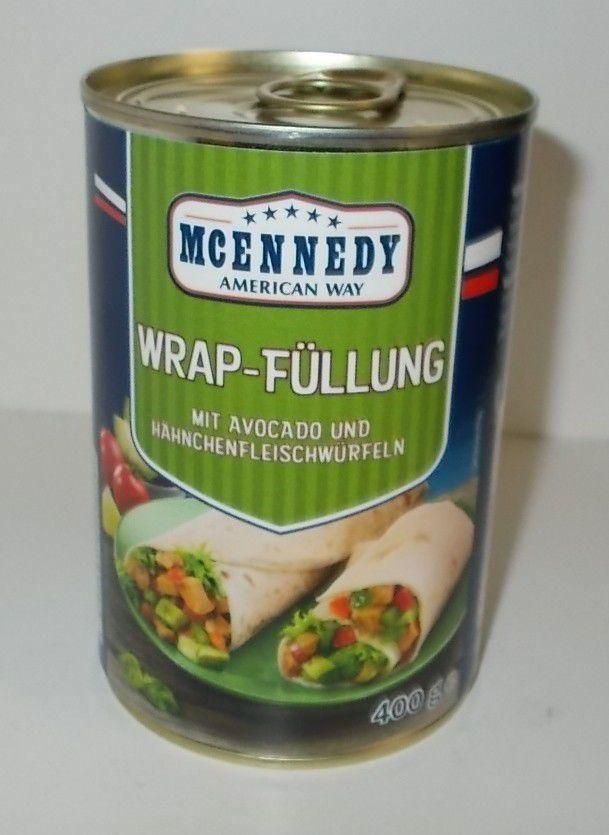 [Lidl] McEnnedy Wrap-Füllung mit Avocado und Hähnchen