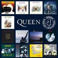 QUEEN THE SINGLES COLLECTION VOLUME 4 DISPONIBLE LE 18 OCTOBRE 2010 !