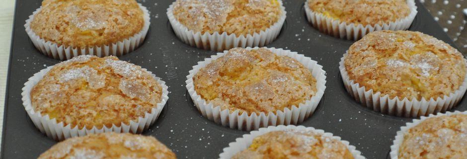 Muffins a la Mangue