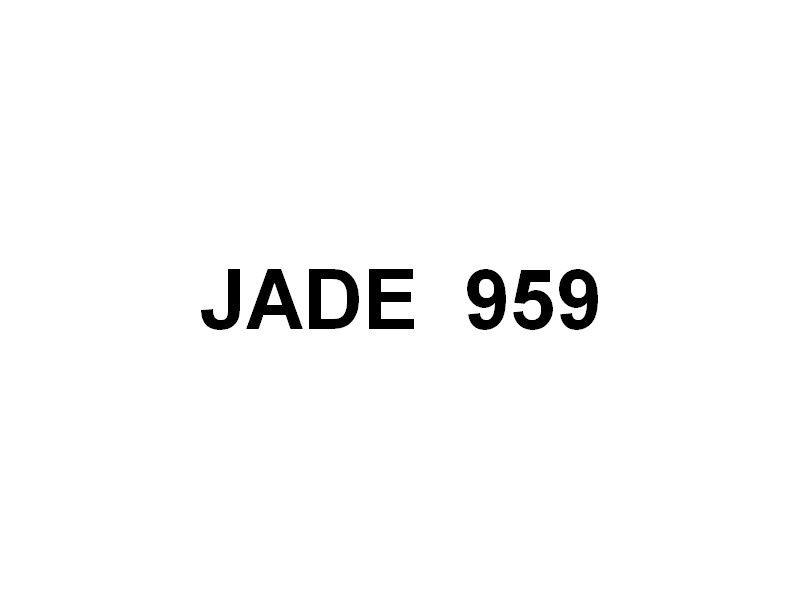 JADE 959, arrivant  et a quai à la Seyne sur Mer le 12mai 2016