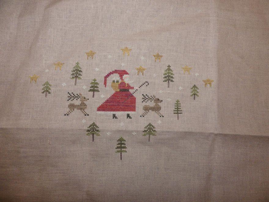 Fraise de Noël
