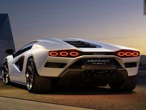 Lamborghini Countach: elle revient!