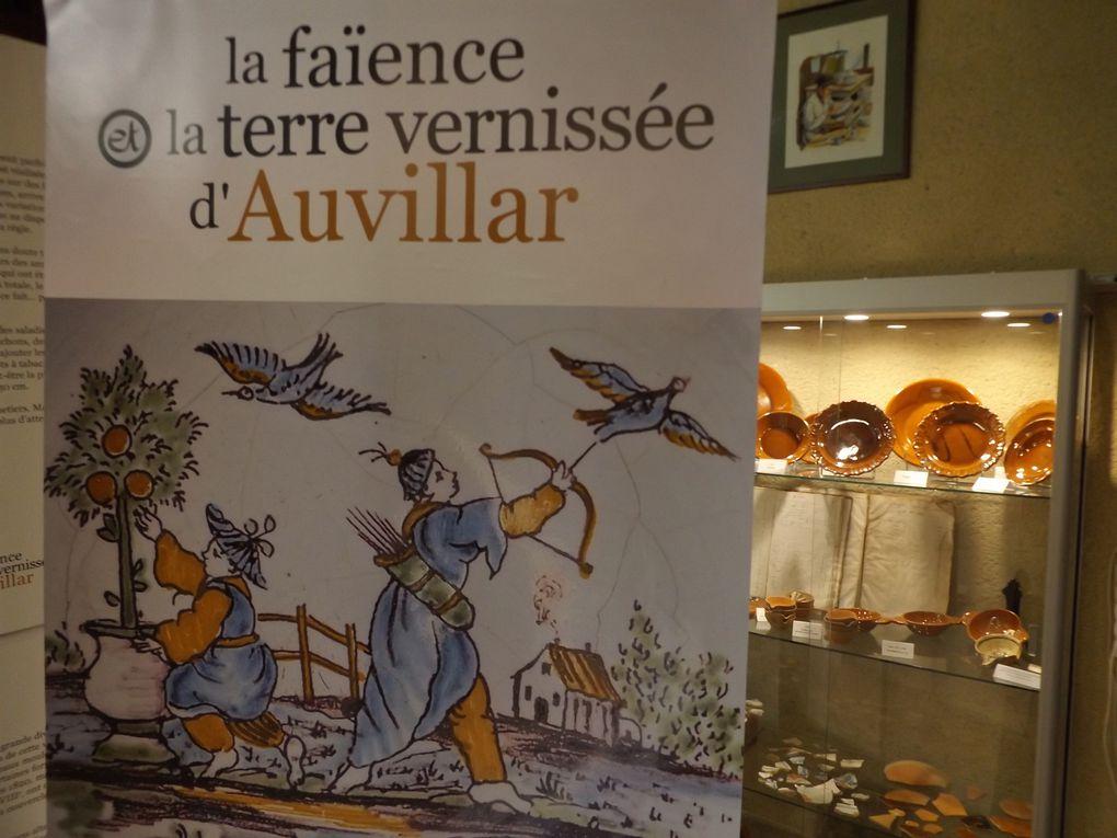 Au musée du Vieil-Auvillar