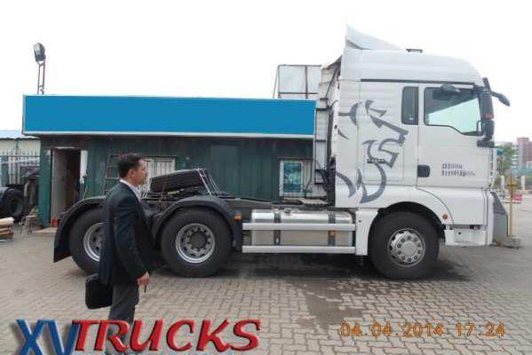 1/ Camions Tracteur Man - Sinotruk - Sitrak C7H 440 6X4 Chine -Trucks Tractor Sinotruk Man - Sitrak C7H 440 6X 4 China - Китай тракторы грузовики - شاحنات الجرارات الصين