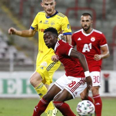 Ligue Europa : Le CSKA SOFIA passe avec Mazikou, le DAC sans Andzouana